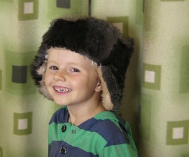 Make a Rabbit Fur Hat from scratch