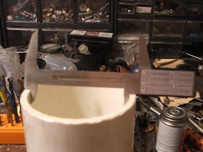 Making the Barrel Spacers