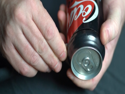 Remove the Bottom of the Can
