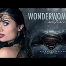 WONDER WOMAN MAKEUP (Batman Vs. Superman)