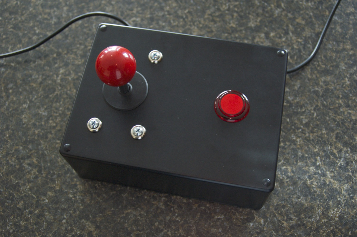Make Your Own Atari Joystick: 6 Steps (with Pictures)