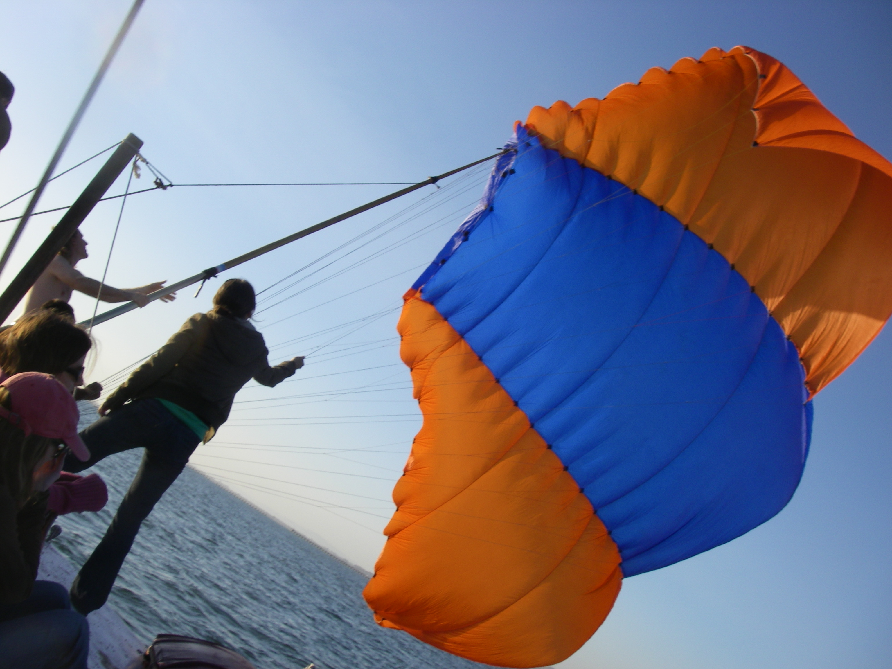 Picture of Kite Launch