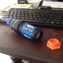 Sawyer Squeeze water filter plug