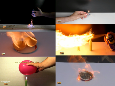 11 Amazing Fire Tricks