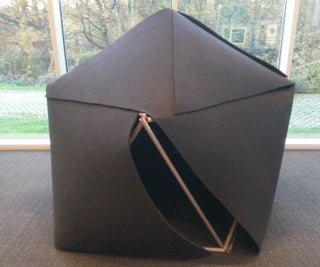 Foldable Sensory Deprivation Space (Geodesic Dome)