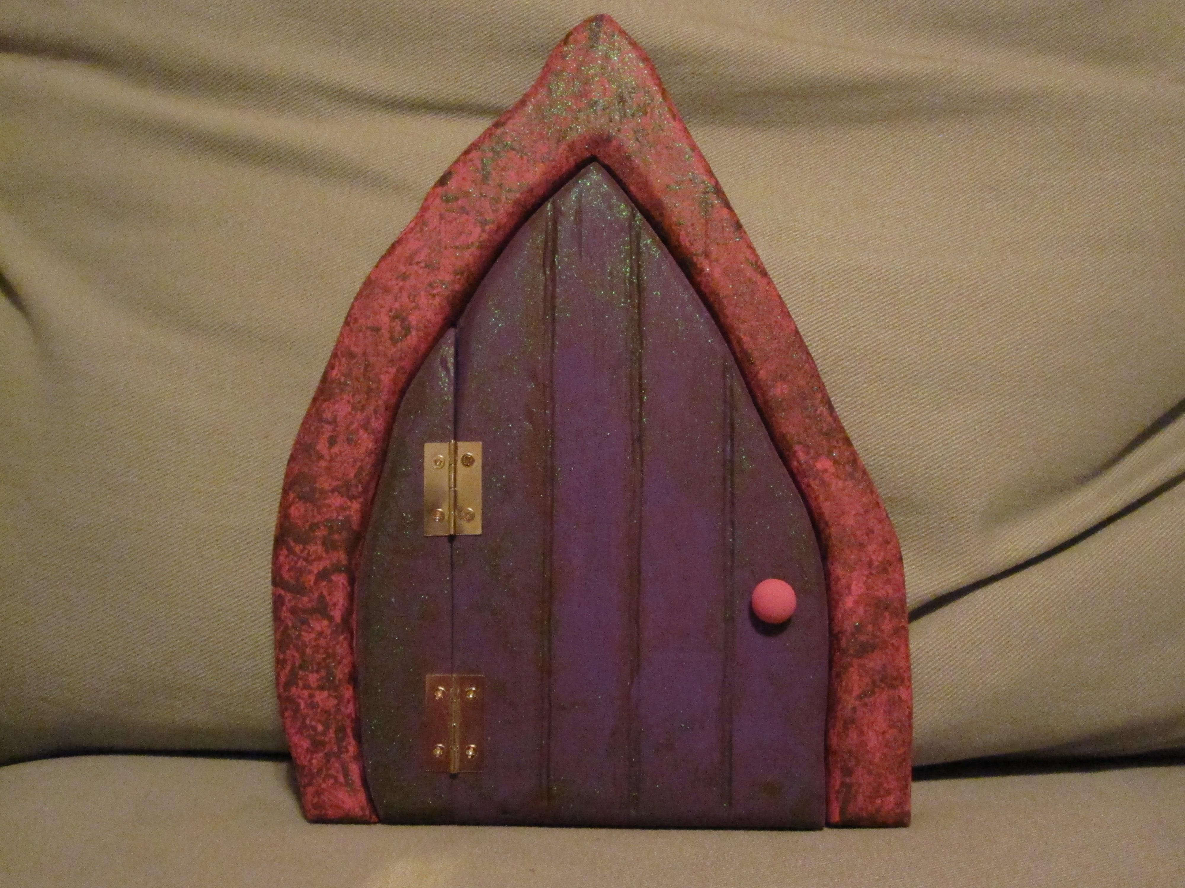 Terrific Fairy Door 4 Steps With Pictures Download Free Architecture Designs Scobabritishbridgeorg