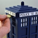 Doctor Who TARDIS Laser Cut Money Box