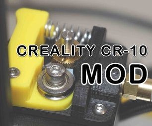 Print Flexible Filament With Creality CR-10