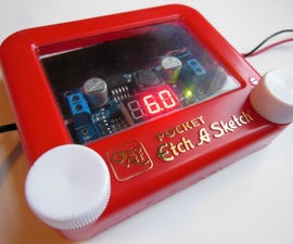 Etch A Sketch Power Supply