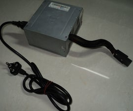 DIY Recycled 12V 5A Battery Charger From SMPS