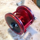 Powder Coating a Fishing Reel