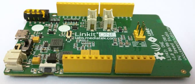 Picture of Smart Home Controller With PSoC and LinkIt ONE