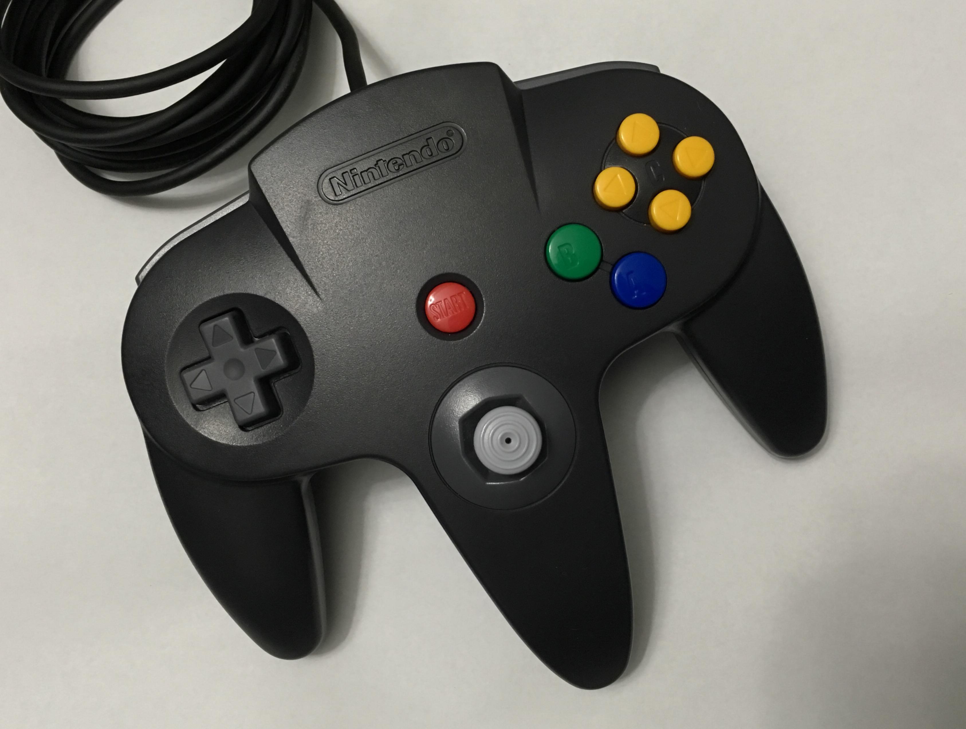 Nintendo 64 Console Diagram - Wiring Diagram Verified on
