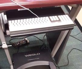 Tread Desk