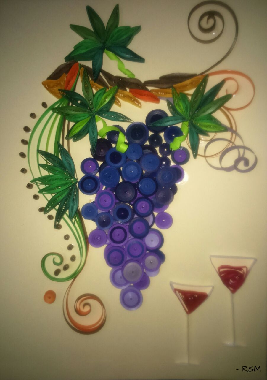"Picture of ""Grape Wine Good for Heart"""