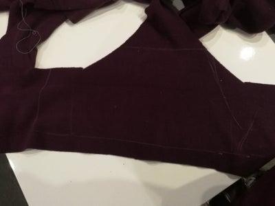 Cut Kangaroo Pocket