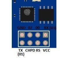 ESP8266-01 Building Blocks: Unleash 2 Bonus GPIO Pins