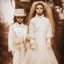 Victorian Ghost Costume