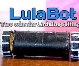 LulaBot !! the Rolling Robot!