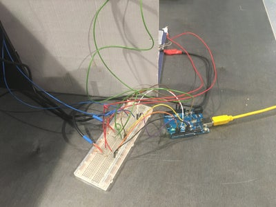 Wiring of the LEDs