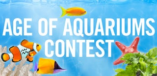 Age of Aquariums Contest