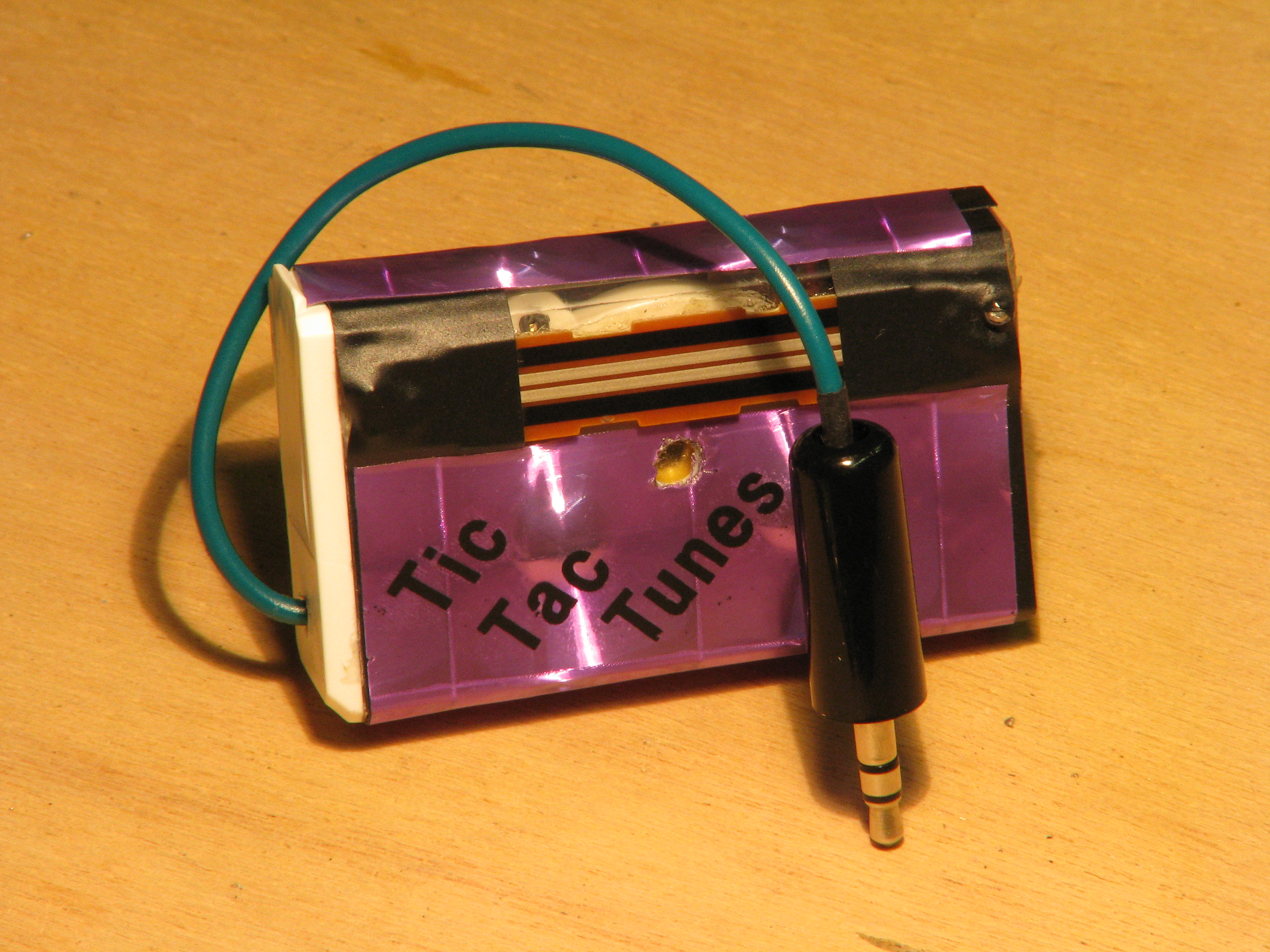 Picture of Tic Tac Tunes - Now With Tic Tac Beat Box