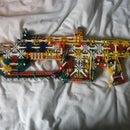 Knex Lancer Assault Rifle