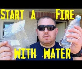 Light a Fire With Water