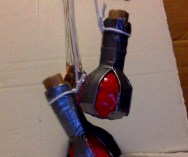 Decorative Potion Flask