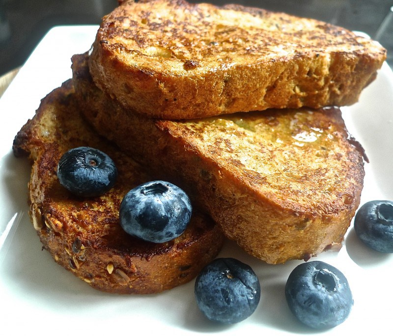 Picture of French Toast Restaurant Style