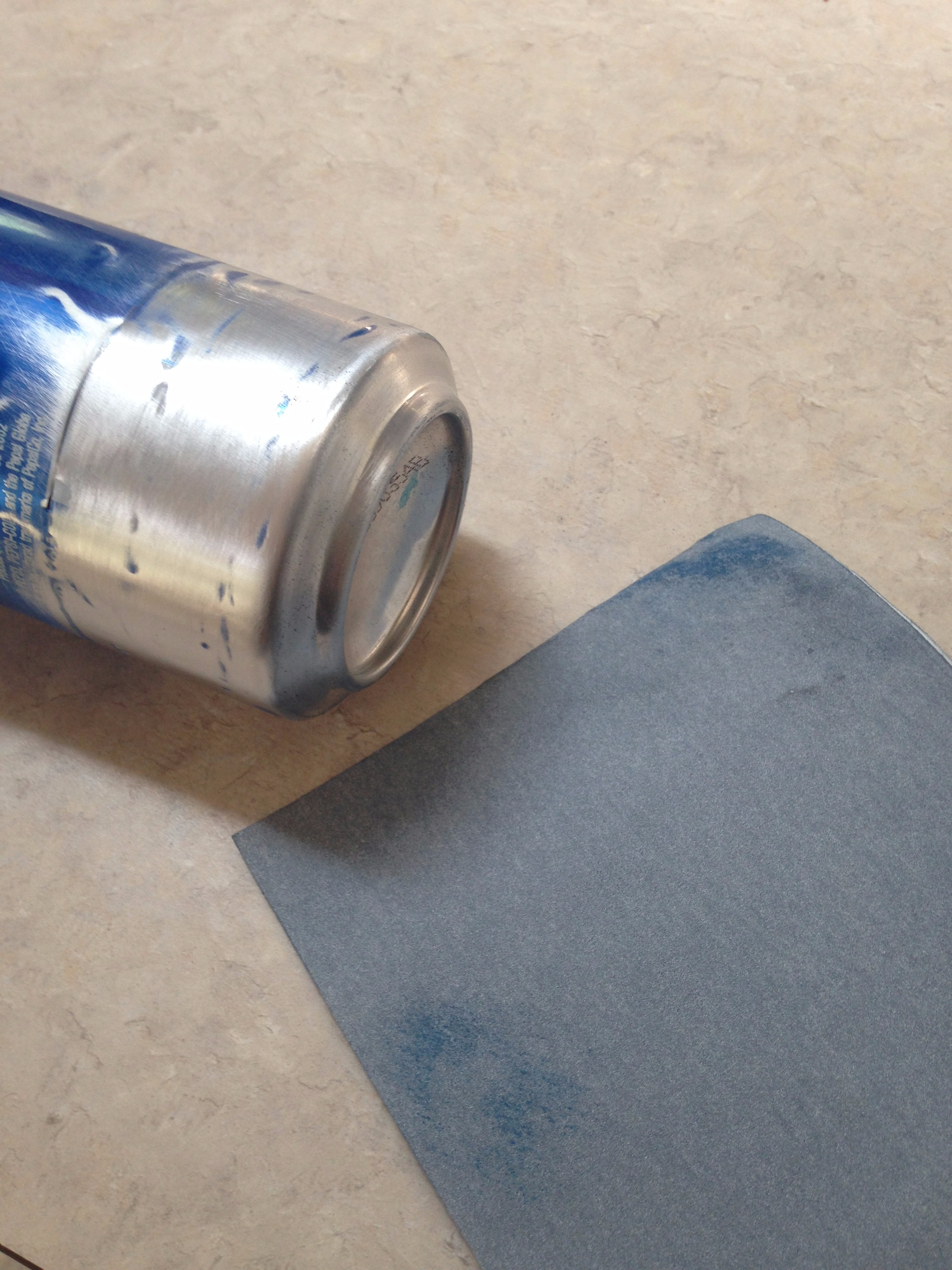 Picture of Sanding the Can