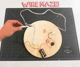 Wire Maze!