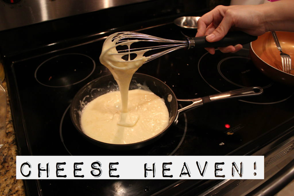 Picture of To Make Smoked Beer-cheese for Grilled Cheese