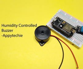 Node:Humidity Controlled Buzzer