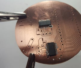 Etching Precise Custom PCBs With Laser Cutter
