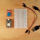 IoT 101: Leyendo Un Sensor De Humedad Y Temperatura DHT Con Blynk YPhoton
