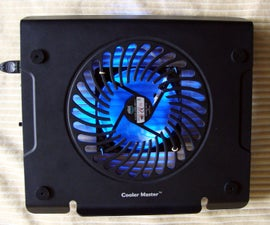 Upgrade your laptop cooling pad