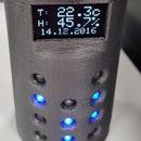 Arduino Binary Clock - 3D Printed