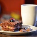 Pancake-Brownies
