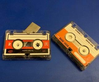 Micro Cassette USB Music Drive.