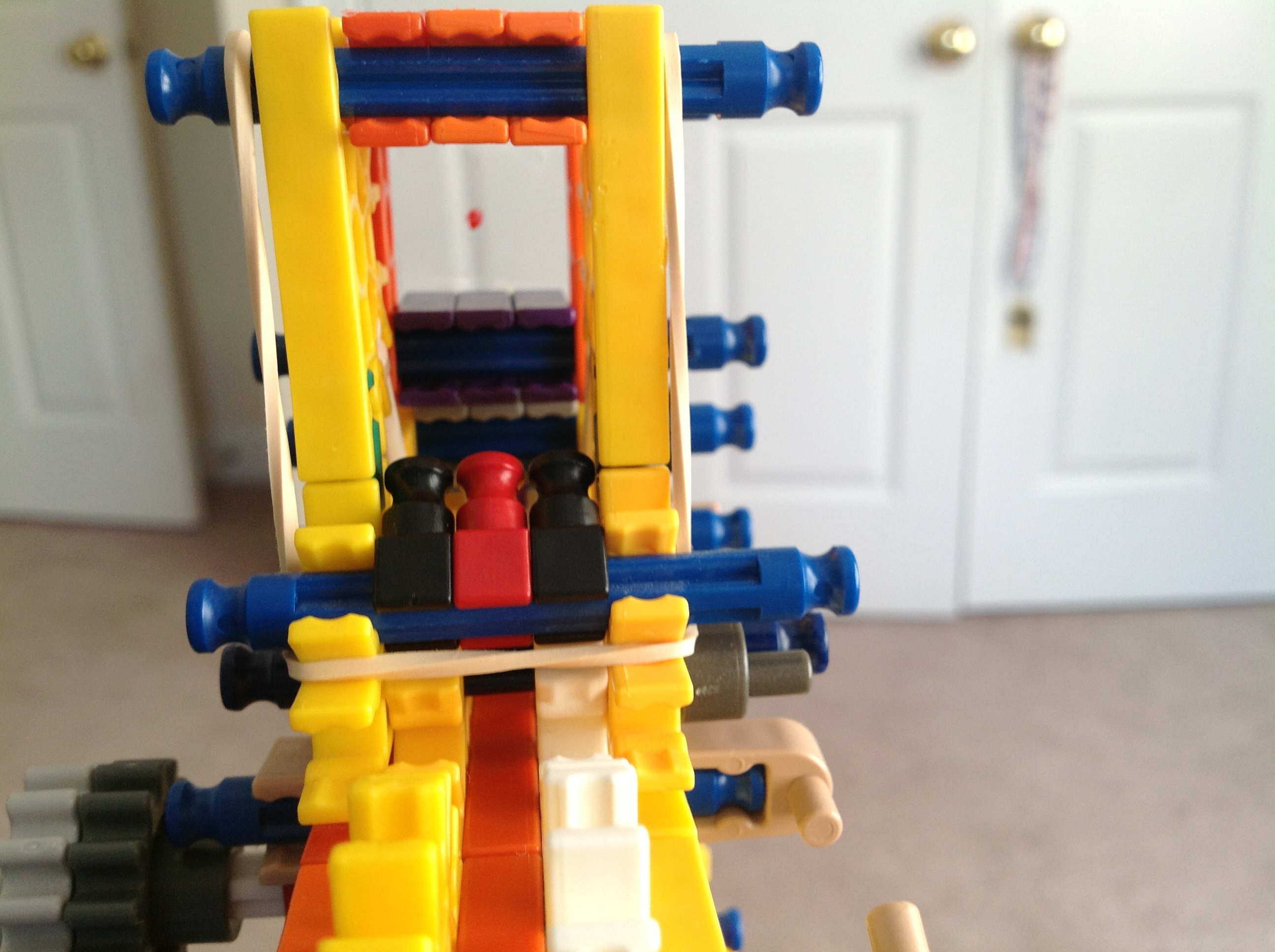 Picture of Knex Ultimax U-100 MK5 (Instructions)