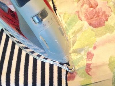 Sewing & Pinning & Sewing & Pressing ...
