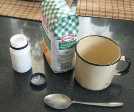 HOW TO MAKE PASTE