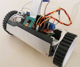 Raspberry Pi, Android, IoT, and Bluetooth Powered Drone