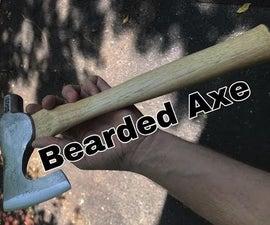 Making a Bearded Axe