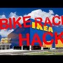 Ikea Bike Rack Hack