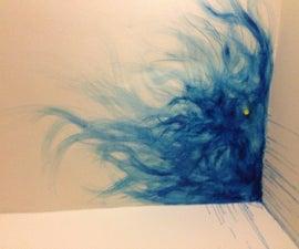 Wall Drip By Mimi