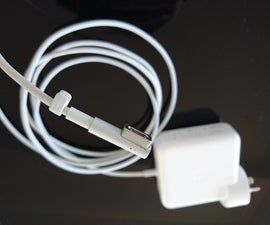 Repairing a Macbook Pro charger