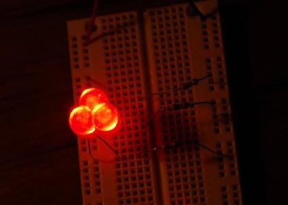 Prepare the LED's