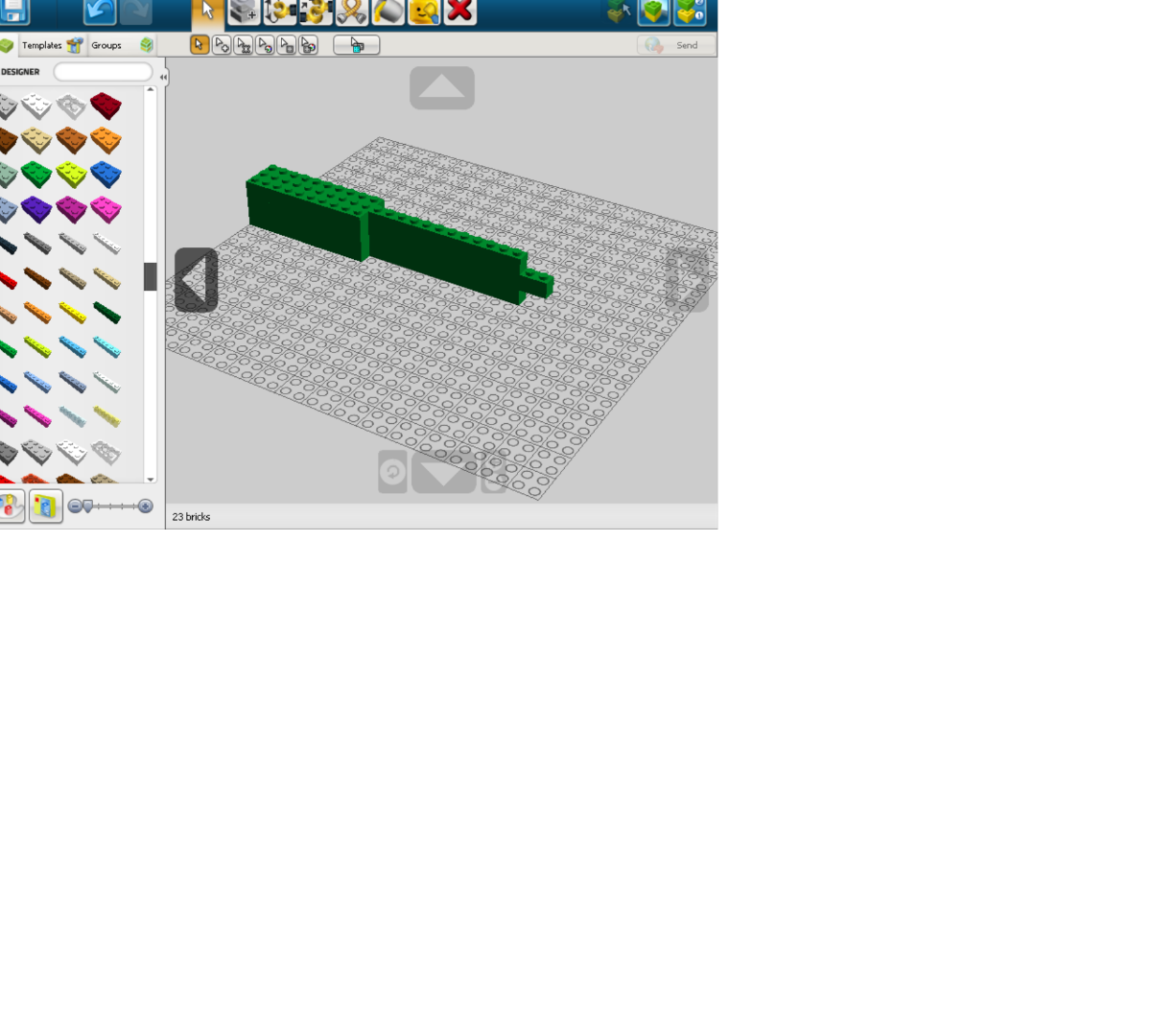 Picture of Lego Knife 1.0 Mothers Day Special!